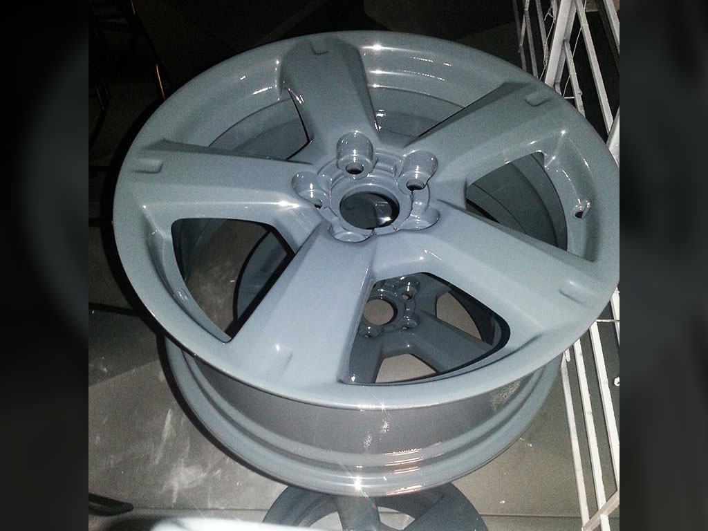 Mag Wheels Refurbishment
